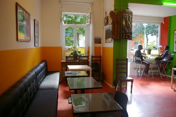 Café – Salone Market